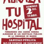 Abraza tu hospital