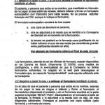 Aclaraciones sobre la negativa al pago del €/receta