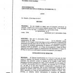 Mónica se queda: Auto de la jueza Doña María Isabel Ferrer-Sama