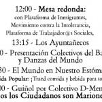 Festival Tetuán Mestizo y Solidario